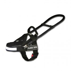 service dog guide harness